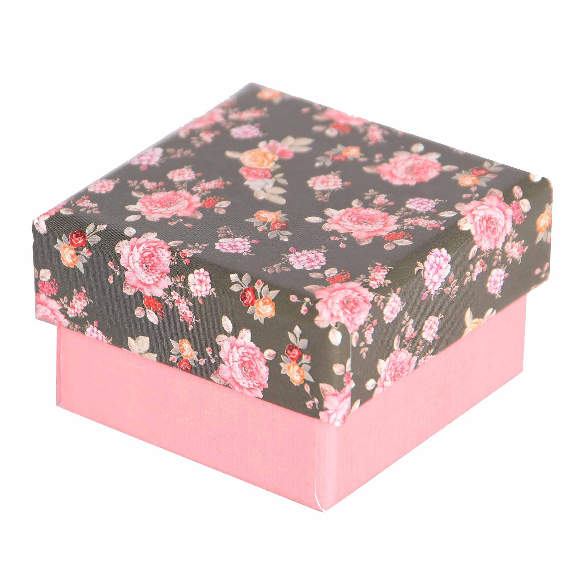 جعبه طرح گل گلی