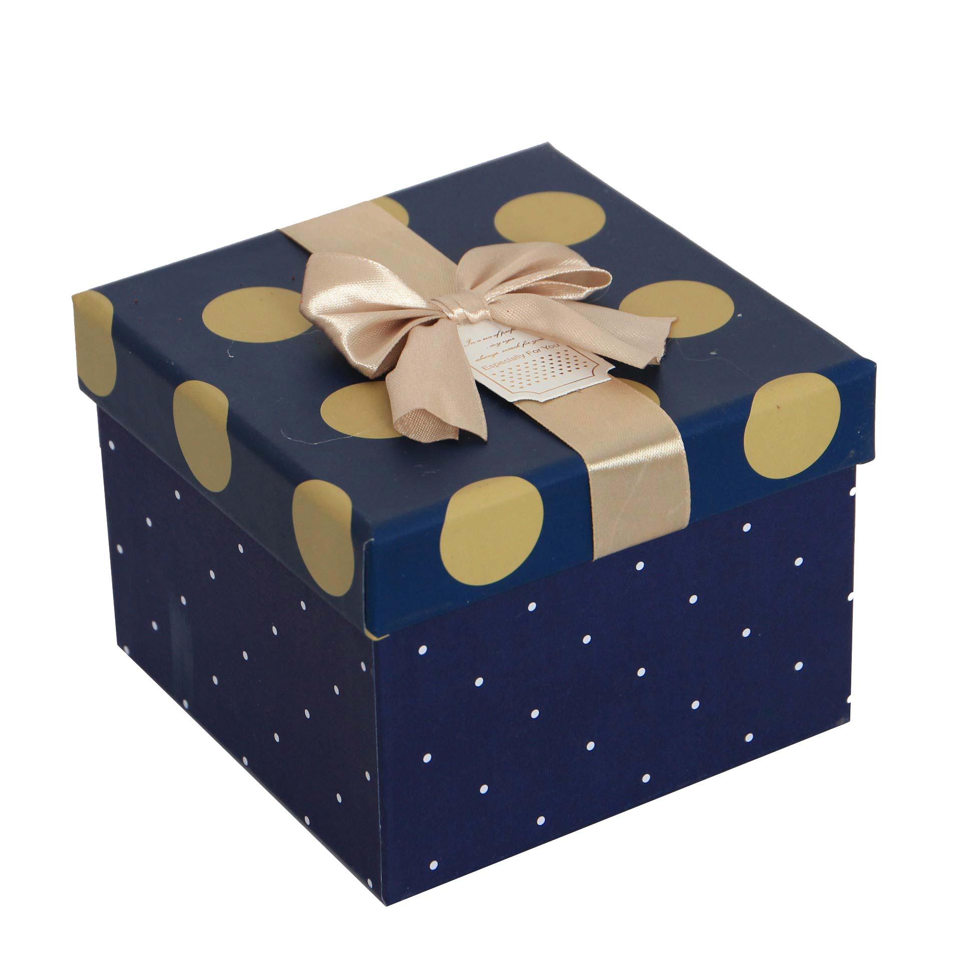 جعبه روبان دار