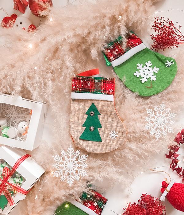 جوراب های هدیه کریسمس